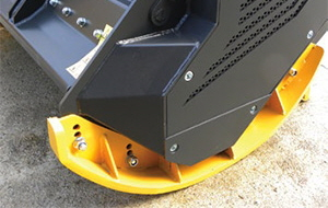 FEATURES OF THE SEVENTM E SERIES MULCHERS